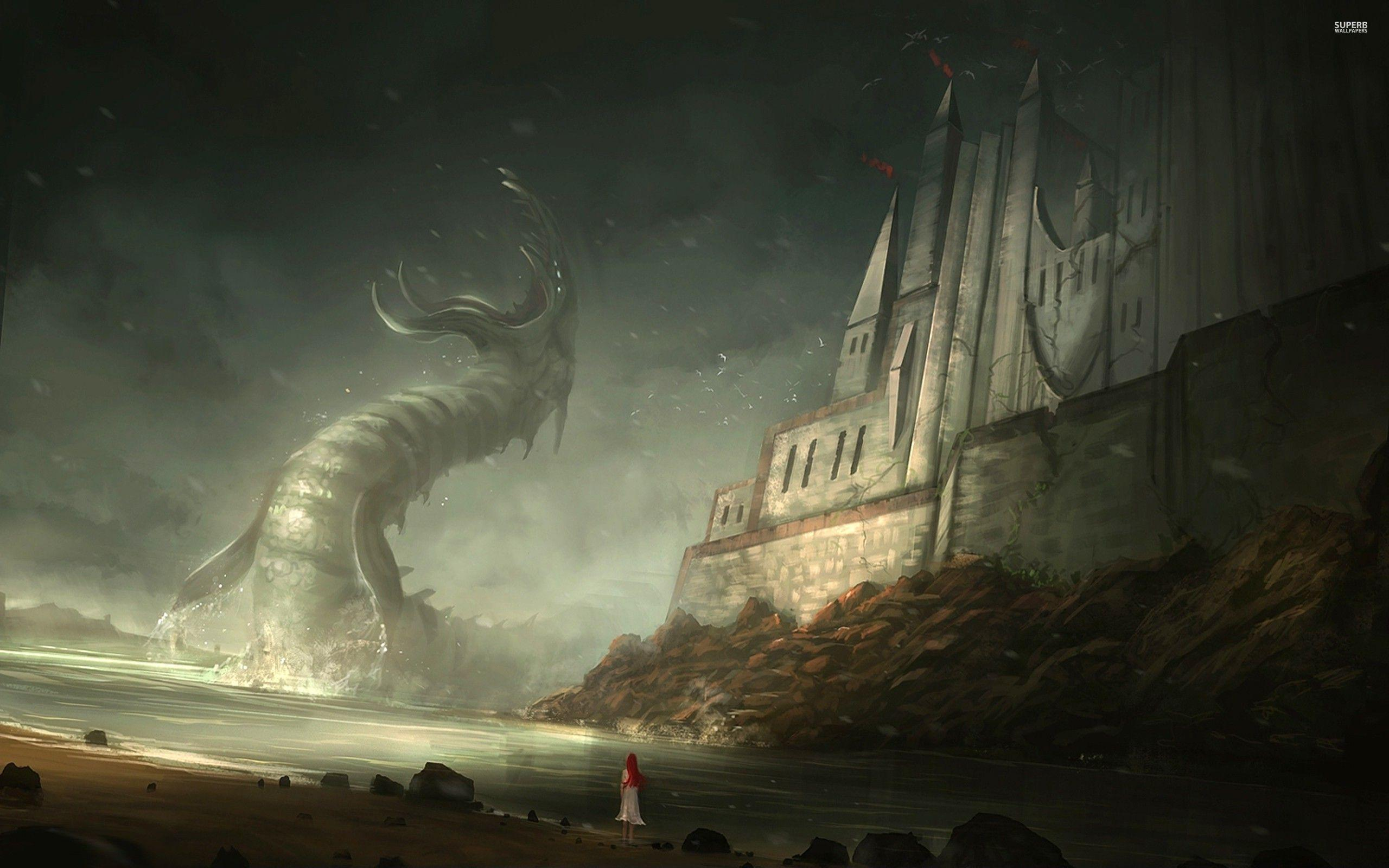 Most Downloaded Cthulhu Wallpapers