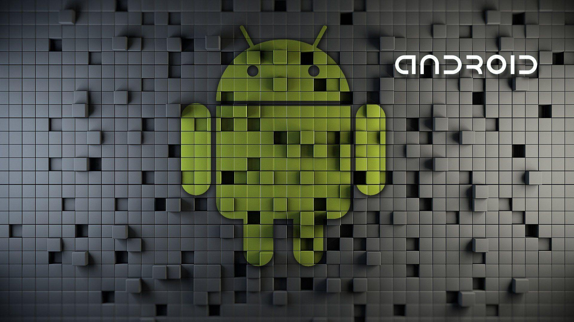 Wallpapers For > Android Logo 3d Wallpaper