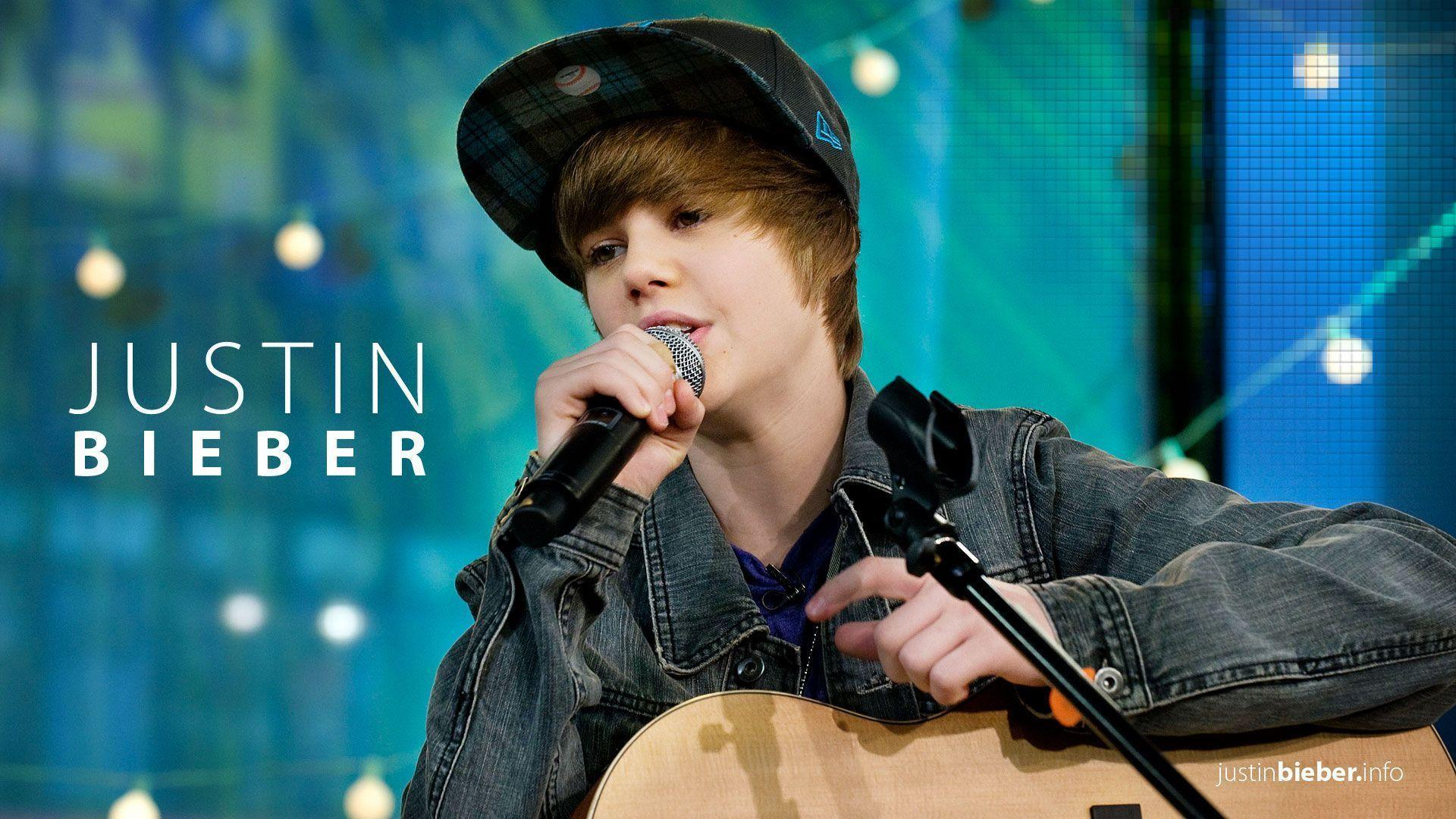 Justin Bieber Wallpapers and Pictures