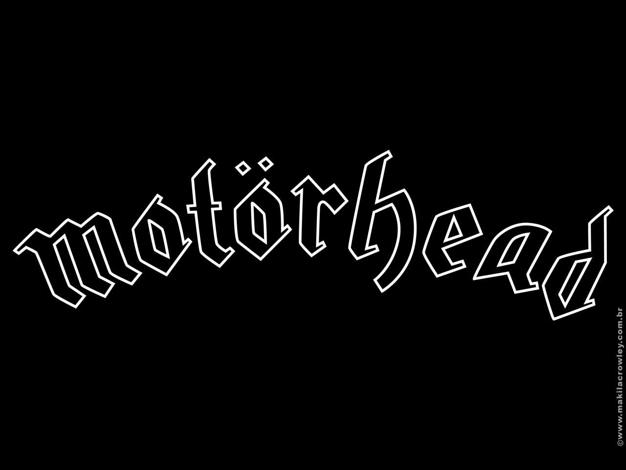 Motörhead Schriftzug