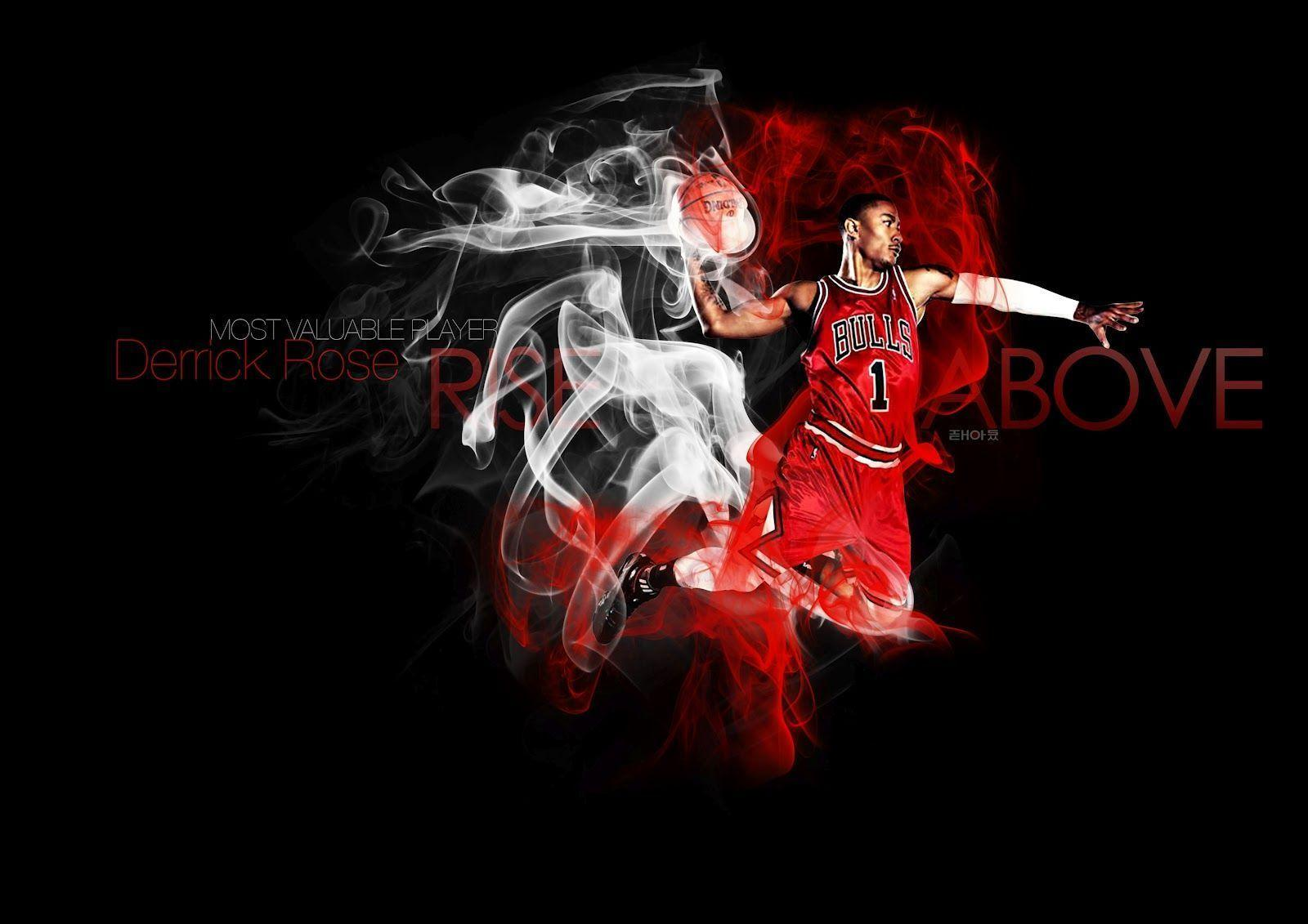 Wallpapers For > Derrick Rose Wallpapers The Return
