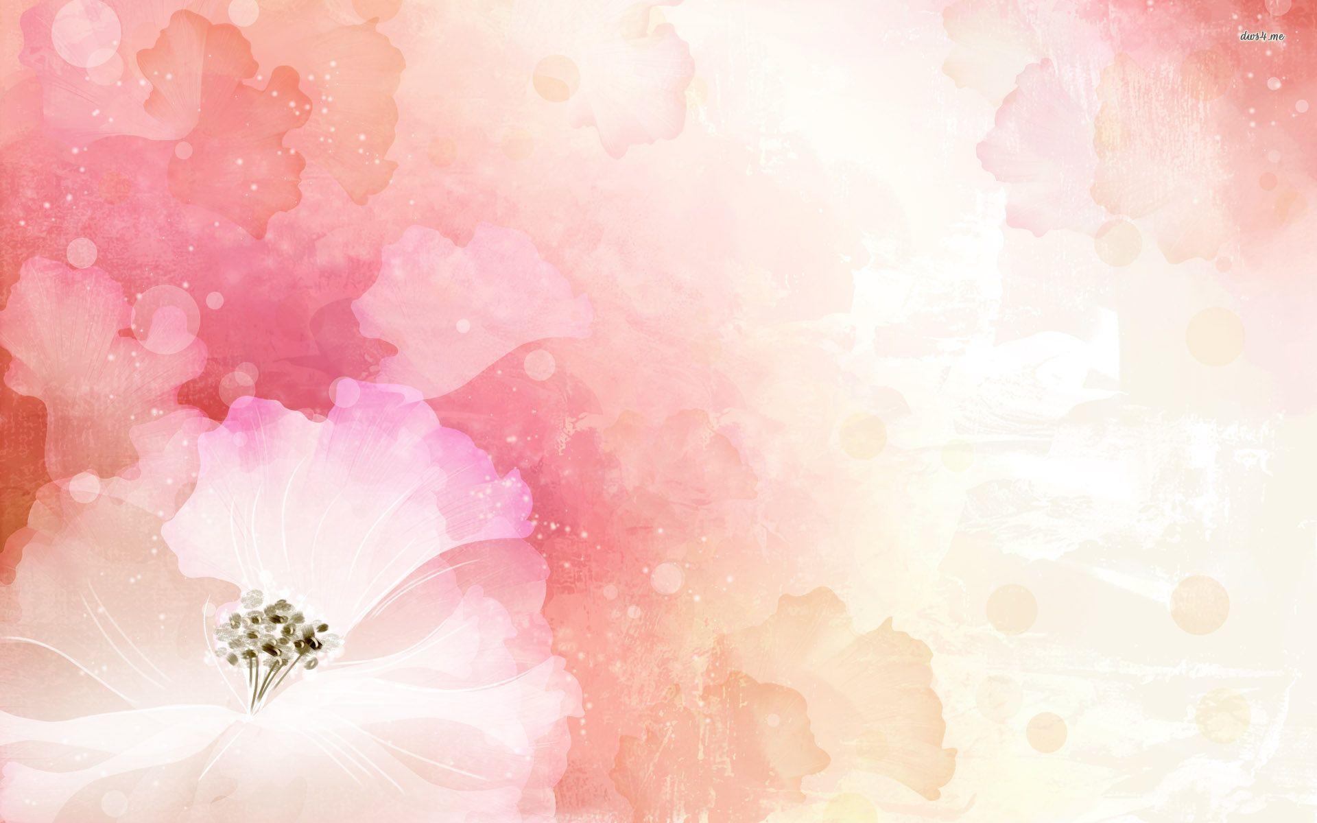 pretty pink wallpaper blog - photo #47