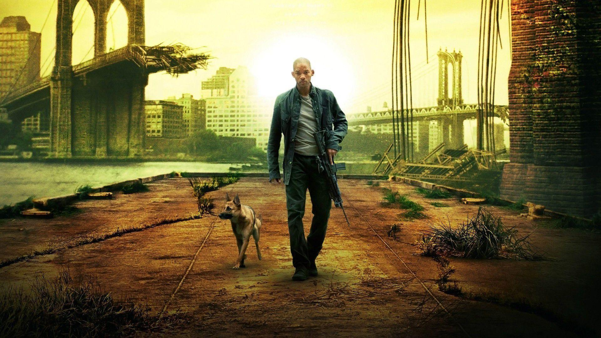 I Am Legend Movie I Am Legend Wallpapers...