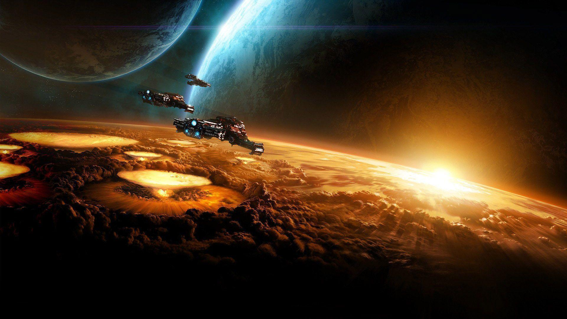 StarCraft 2 Wallpapers 1920x1080