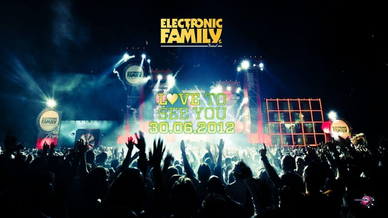 Electronic Dance Music Cool Wallpapers | Amaimages.com