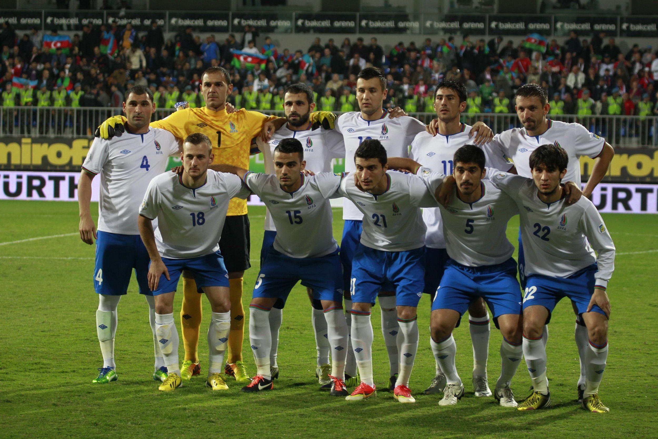 Azerbaijan national football team - Wikipedia, the free encyclopedia