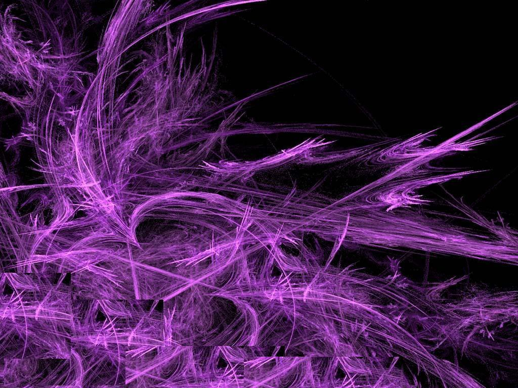 Violet Smoke Art Wallpapers: Abstract Purple Backgrounds
