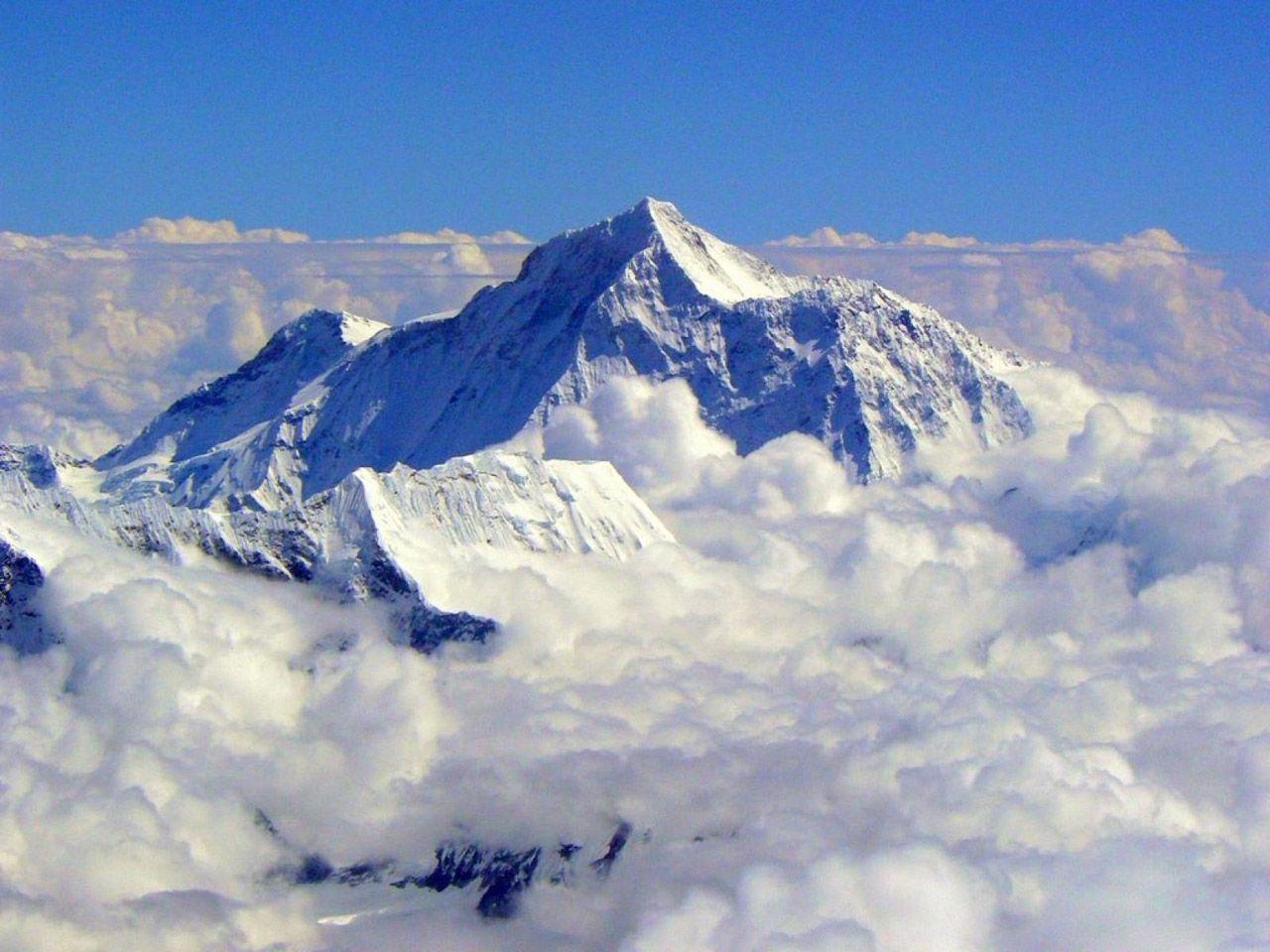 Mount Everest Wallpapers - HD Wallpapers Inn