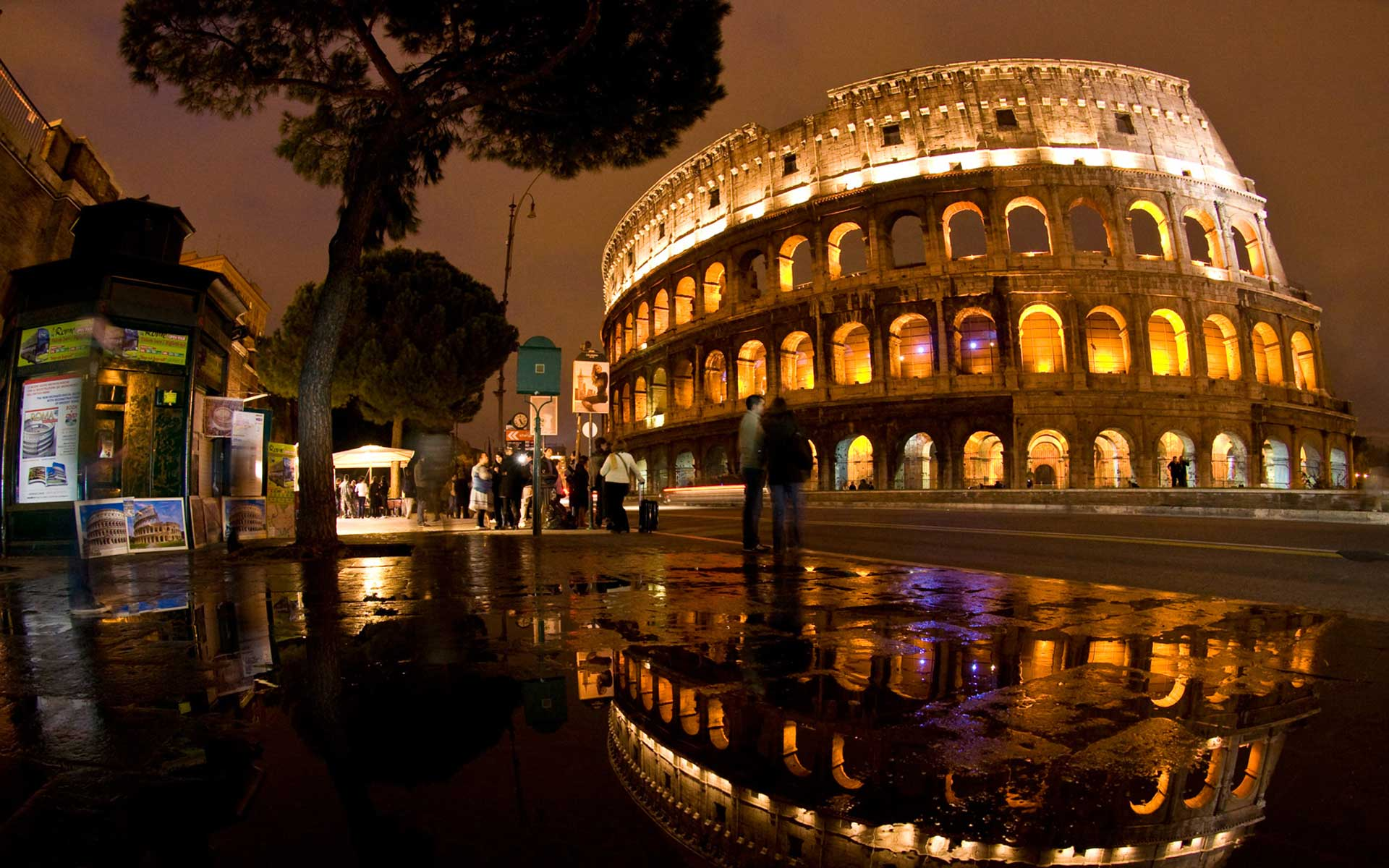 Colosseum wallpapers wallpaper cave for Wallpaper italia