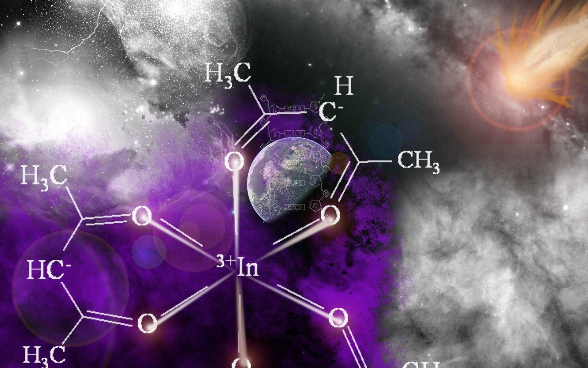 Chemistry Wallpapers Hd
