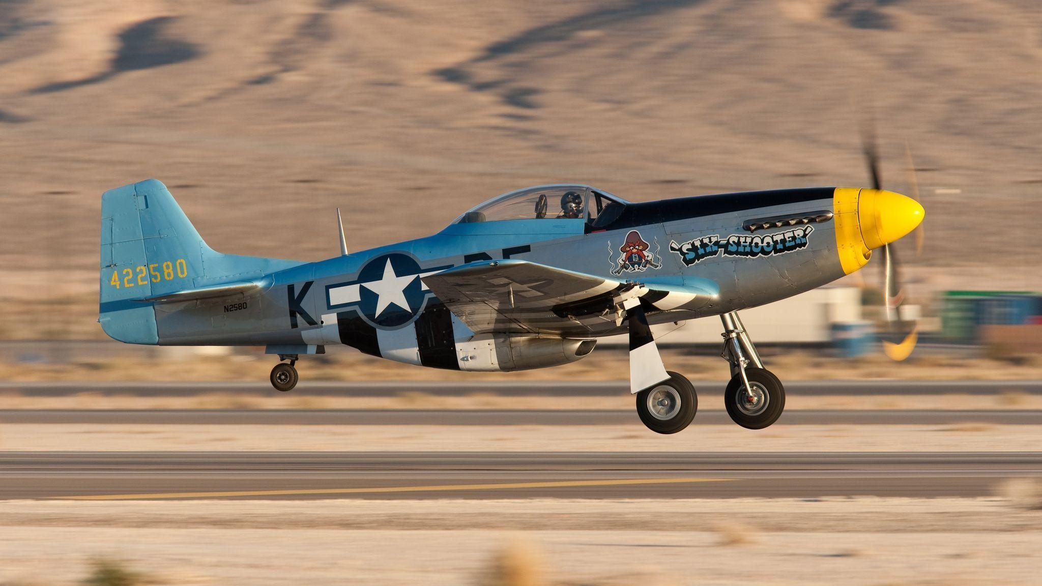 P 51 Mustang Wallpapers