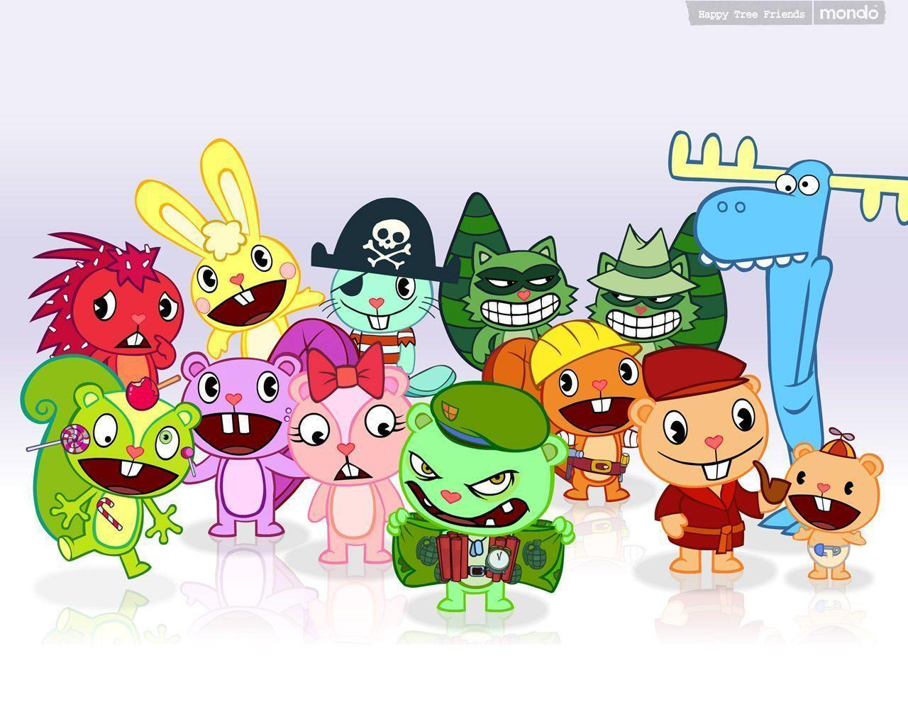 Happy Tree Friends Wallpapers Wallpaper Cave