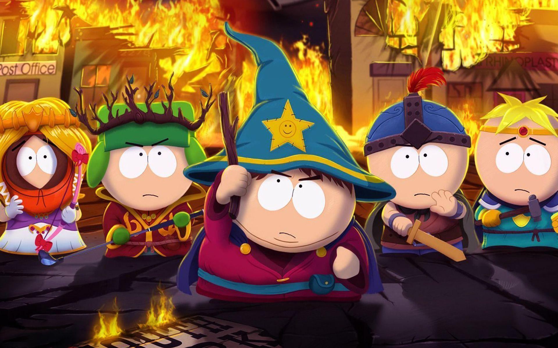 South Park Backgrounds Wallpaper Cave