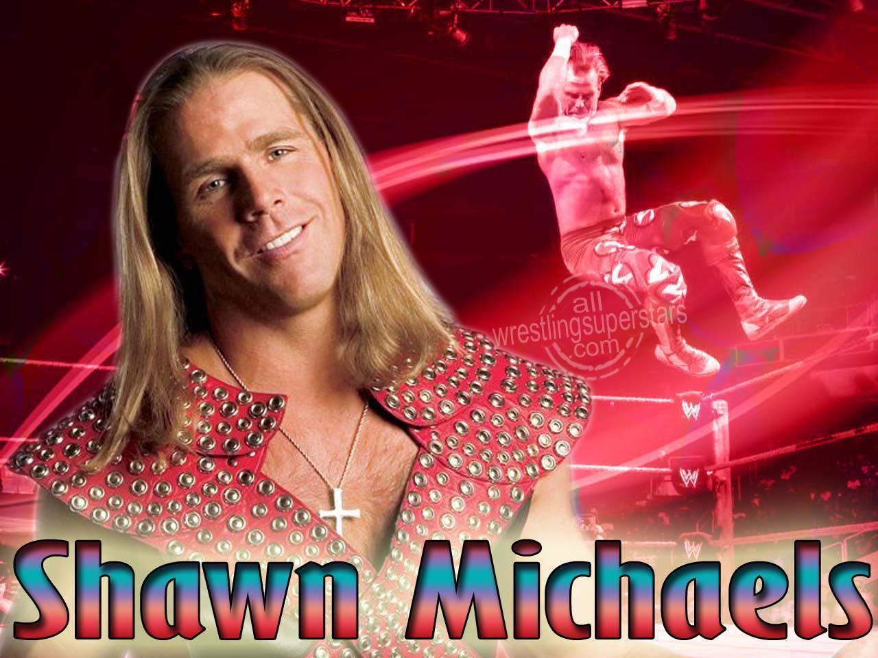HBK <3 - Shawn Michaels Wallpaper (16256871) - Fanpop