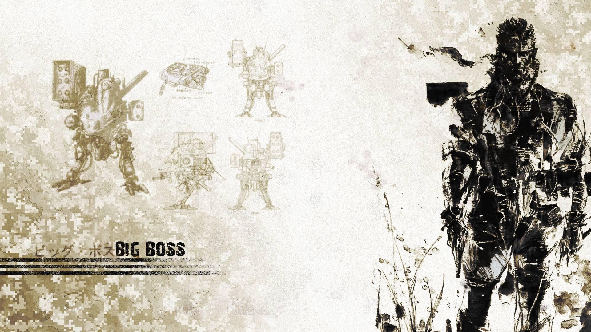 big boss wallpapers wallpaper cave