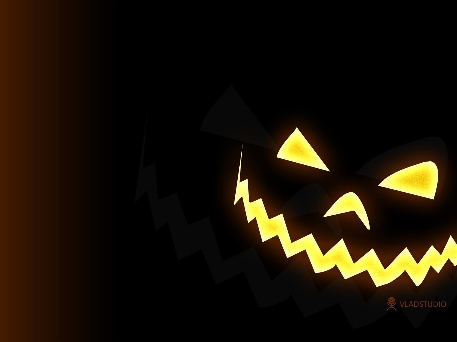 Scary Halloween Pumpkin Wallpaper HD Free - ToObjects.