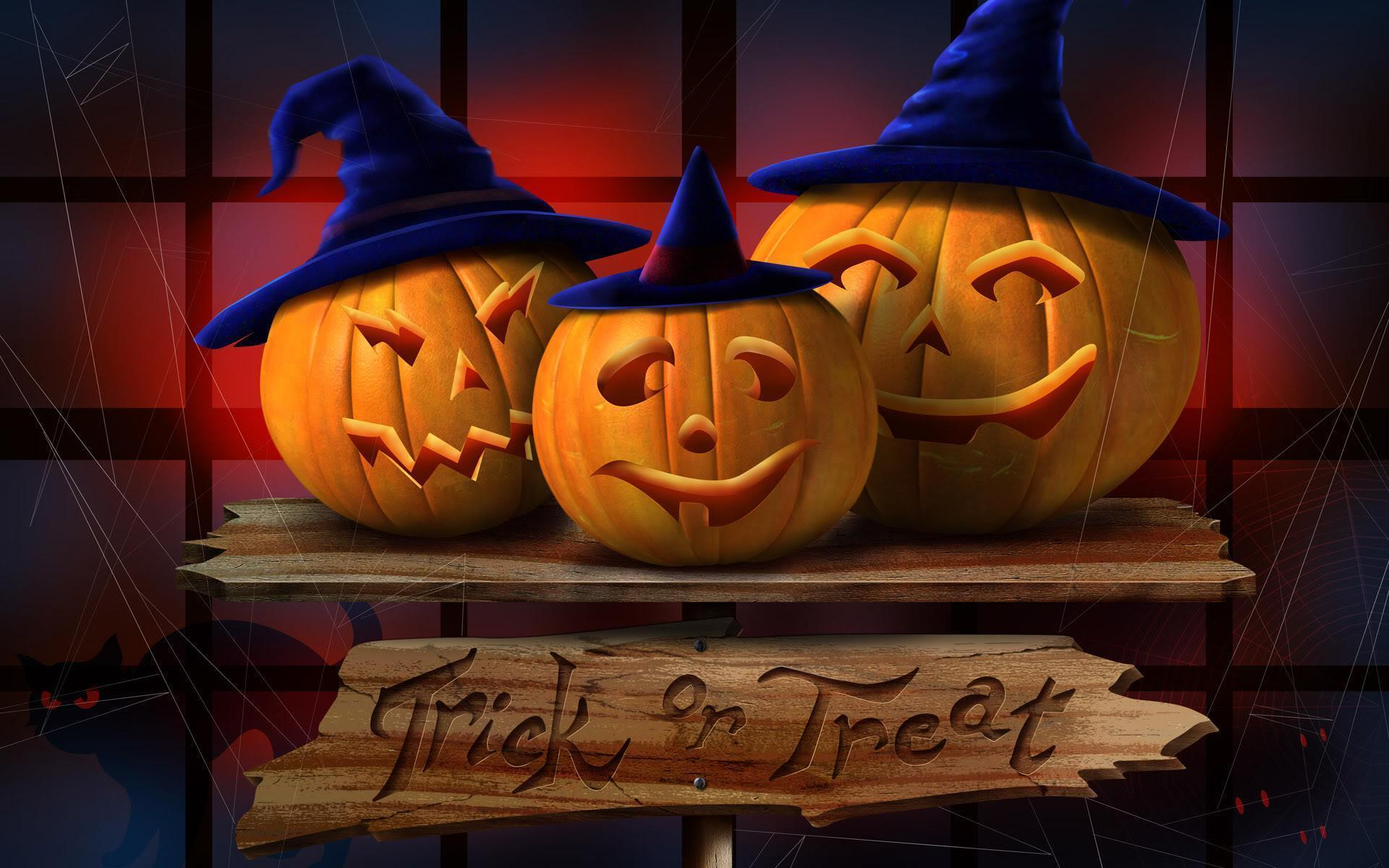 Free Halloween Wallpapers For Desktop , Wallpaper Cave