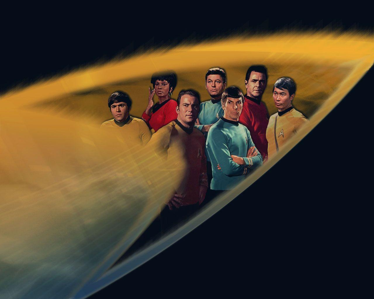 Star Trek TOS Crew by TheAngryAngel on DeviantArt
