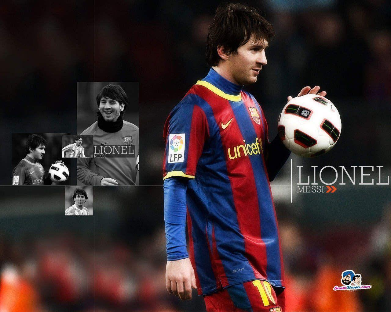 Wallpapers For > Messi Wallpaper Hd And 3d