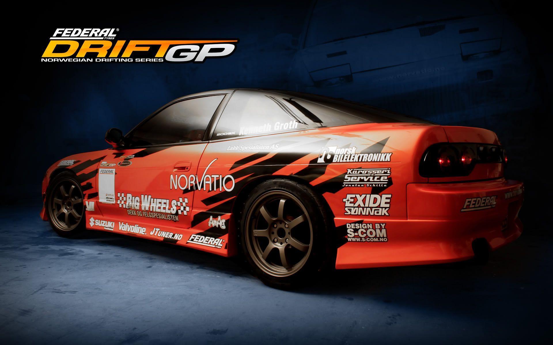 Drifting Cars Wallpapers