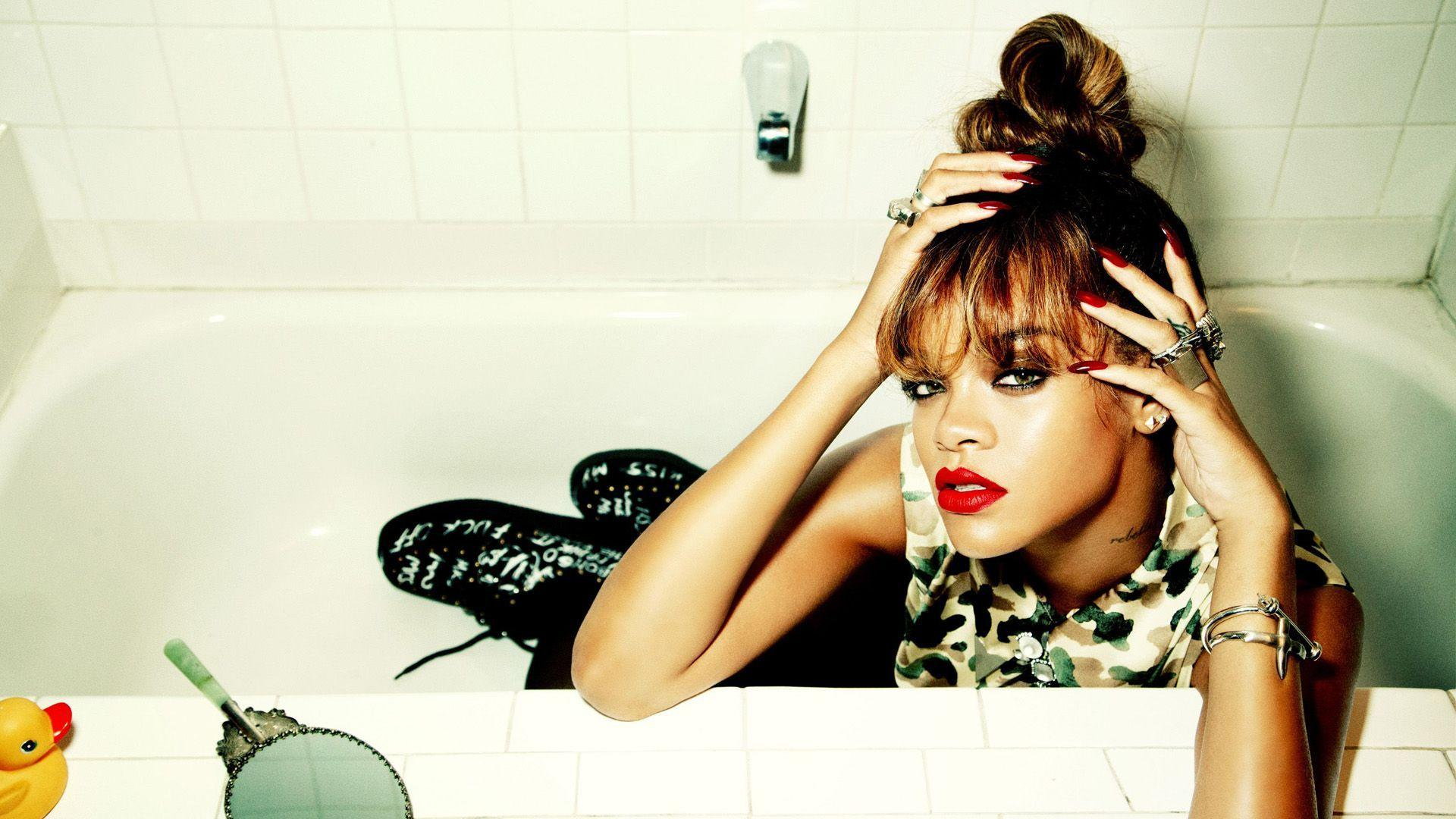 rihanna wallpaper hq wallpaper - photo #41