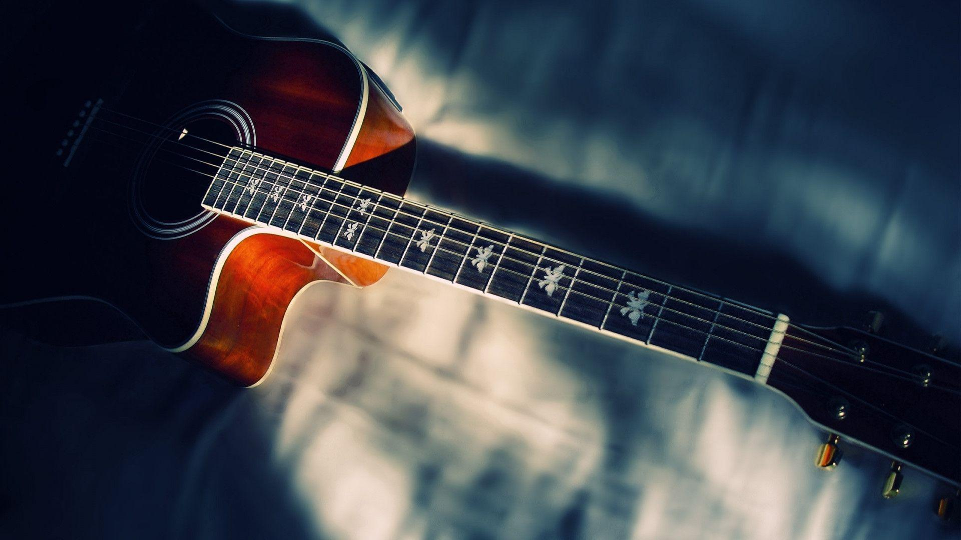 Hd Guitar Wallpapers Wallpaper Cave