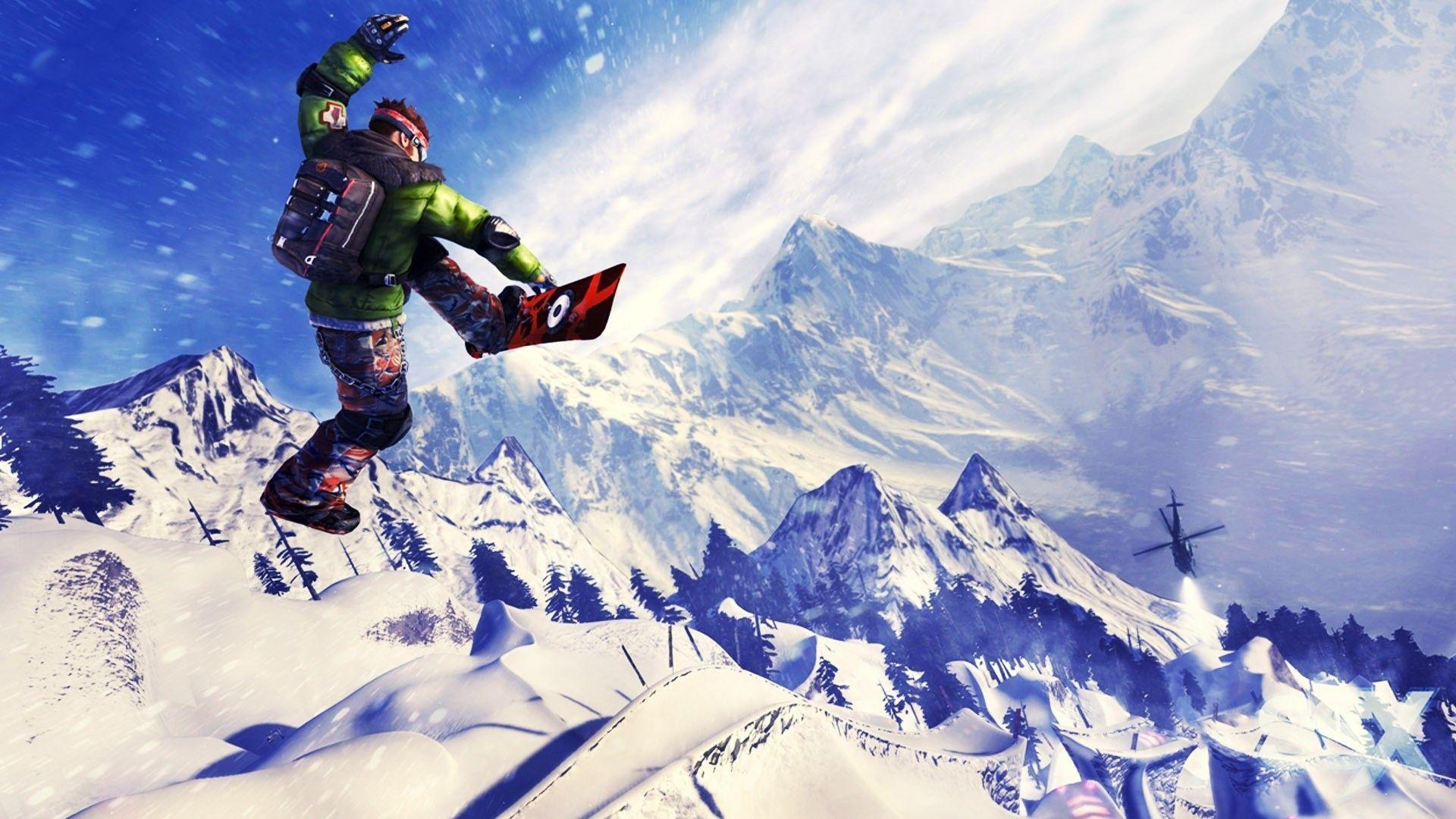 snowboard outdoor wallpaper desktop - photo #2