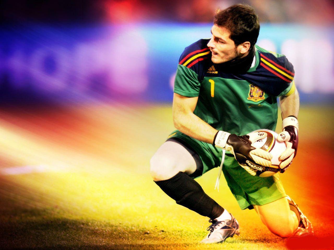 Iker Casillas Latest Hd Wallpapers 2013