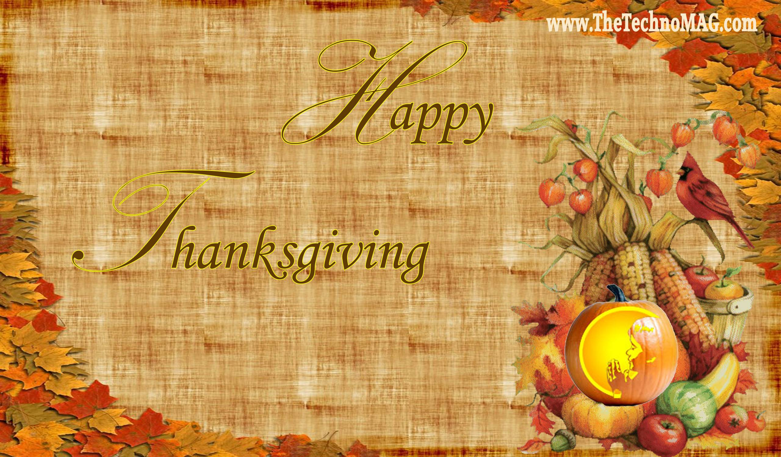 Happy Thanksgiving Wallpaper Free