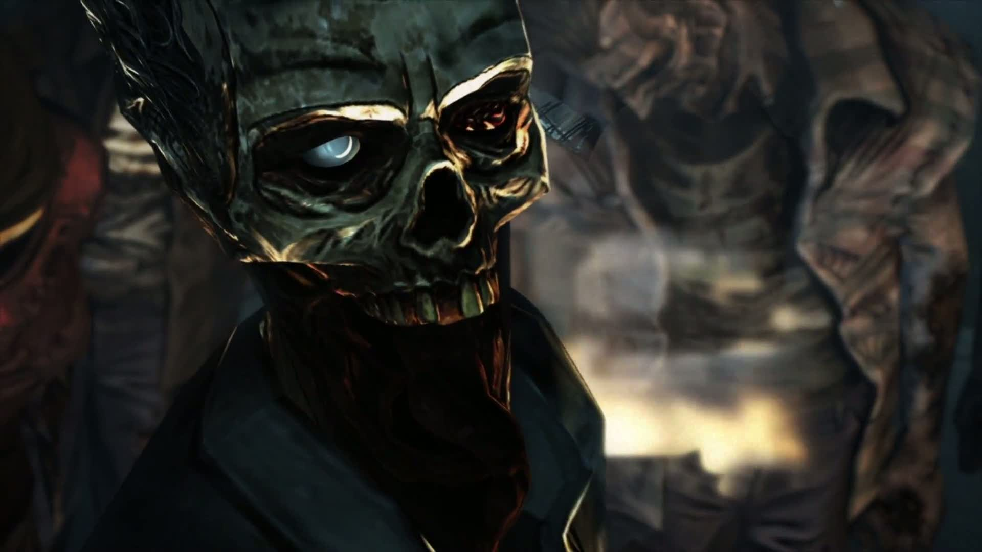 zombie The Walking Dead game wallpapers