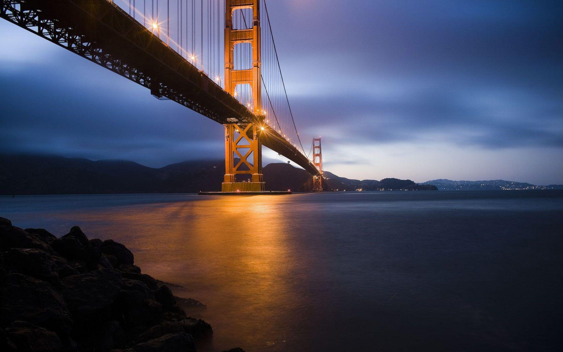Golden Gate Bridge San Fransisco Wallpapers