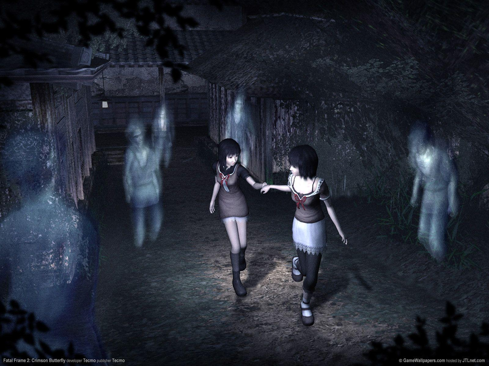 Fatal Frame Wallpapers - Wallpaper Cave