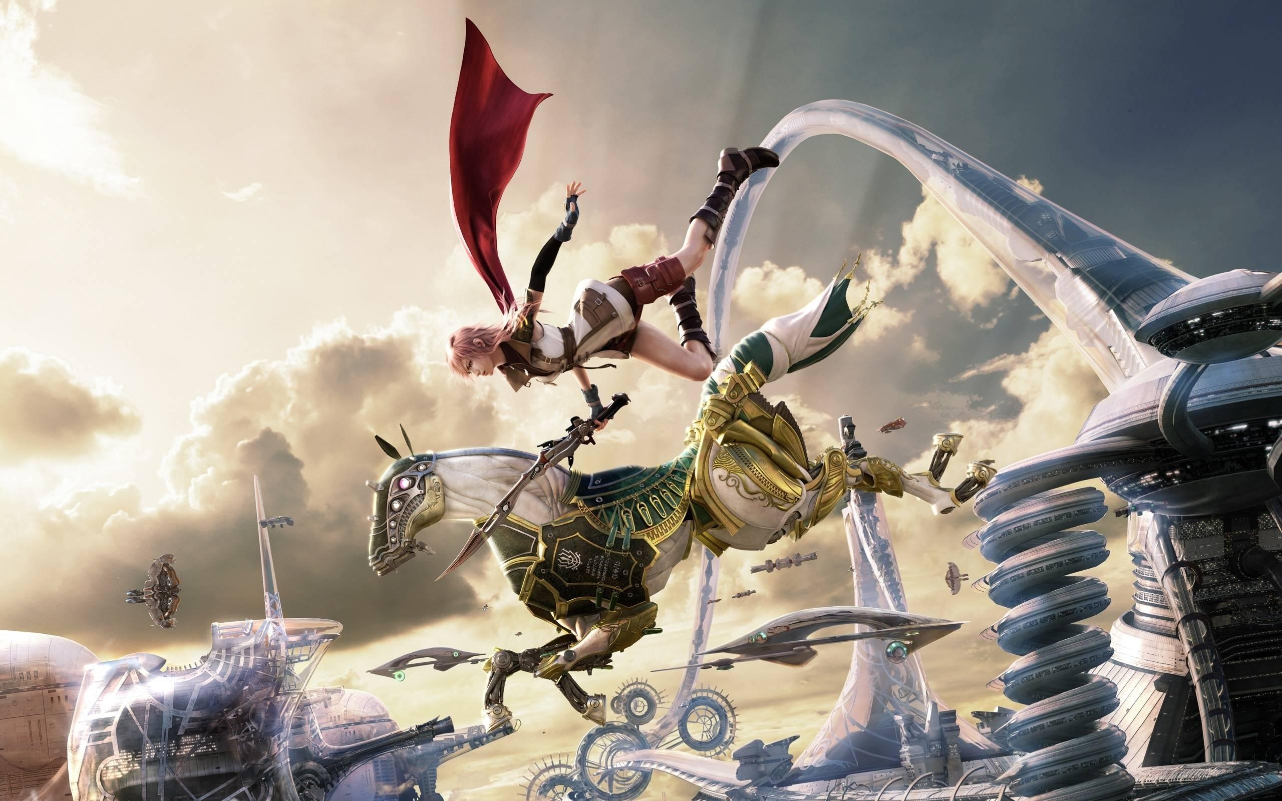 Final Fantasy Xiii Wallpaper: Final Fantasy Wallpapers HD