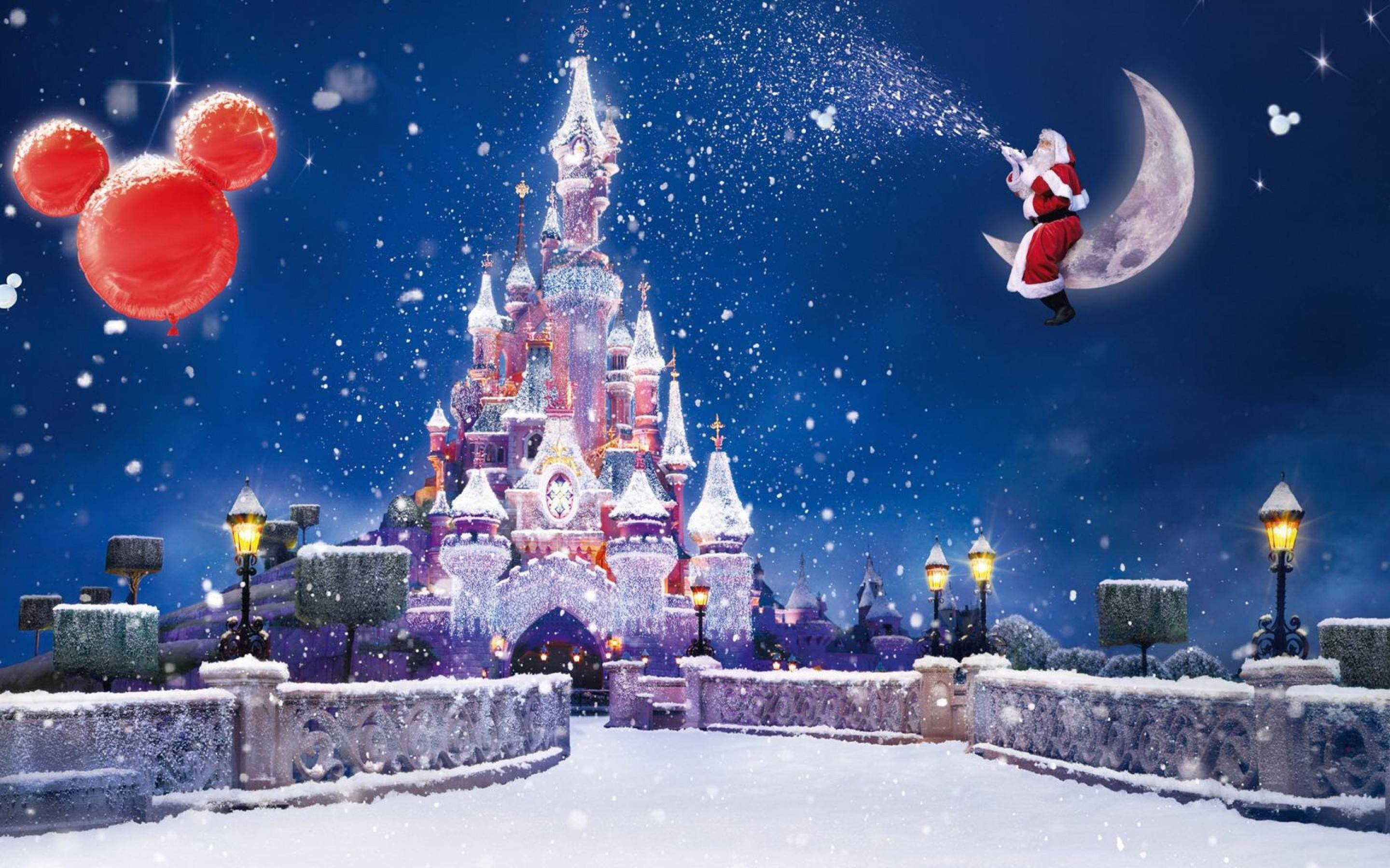 Christmas Background Hd.Disney Christmas Backgrounds Wallpaper Cave