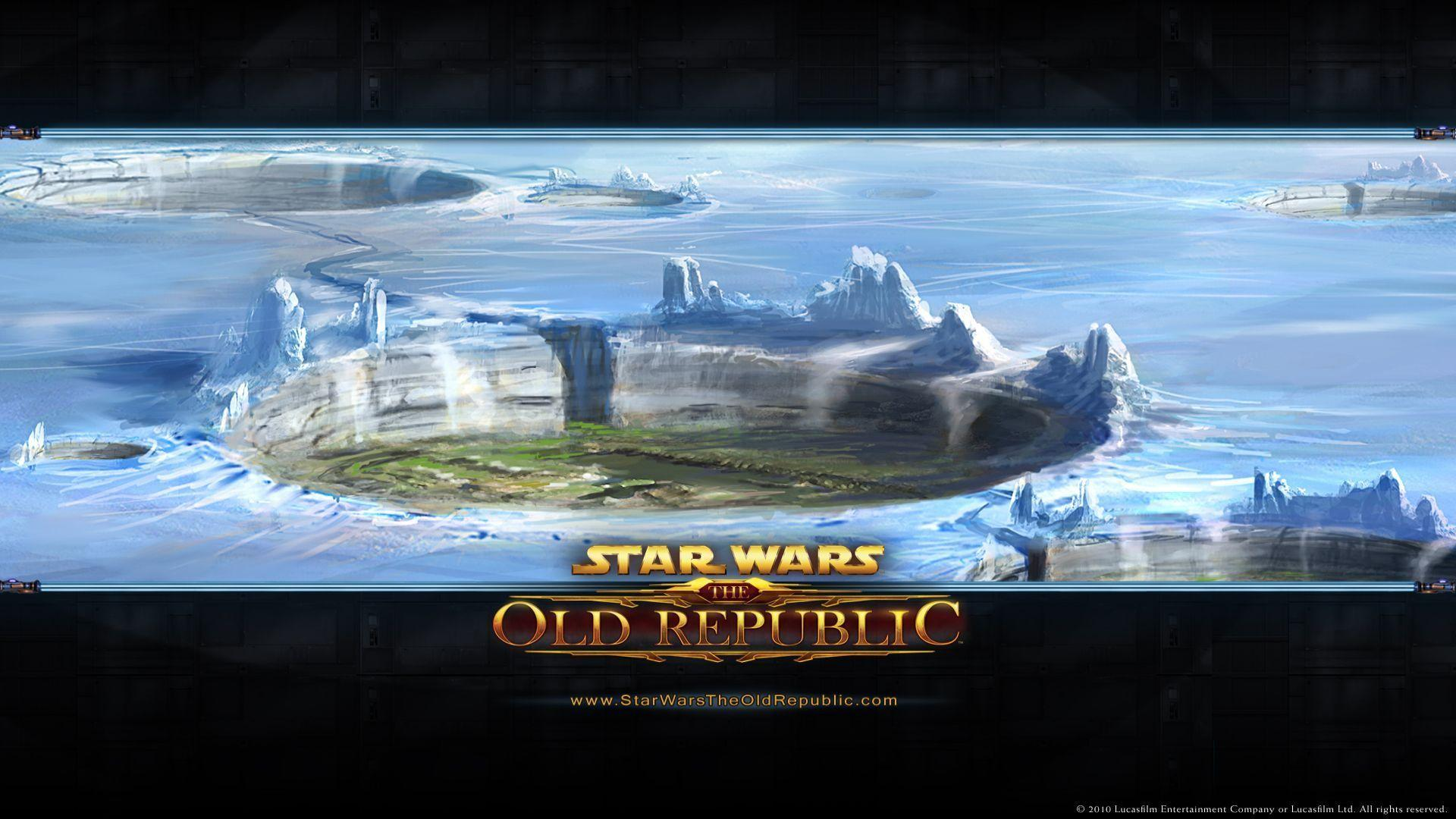 Swtor Star Wars The Old Wallpapers 1920x1080