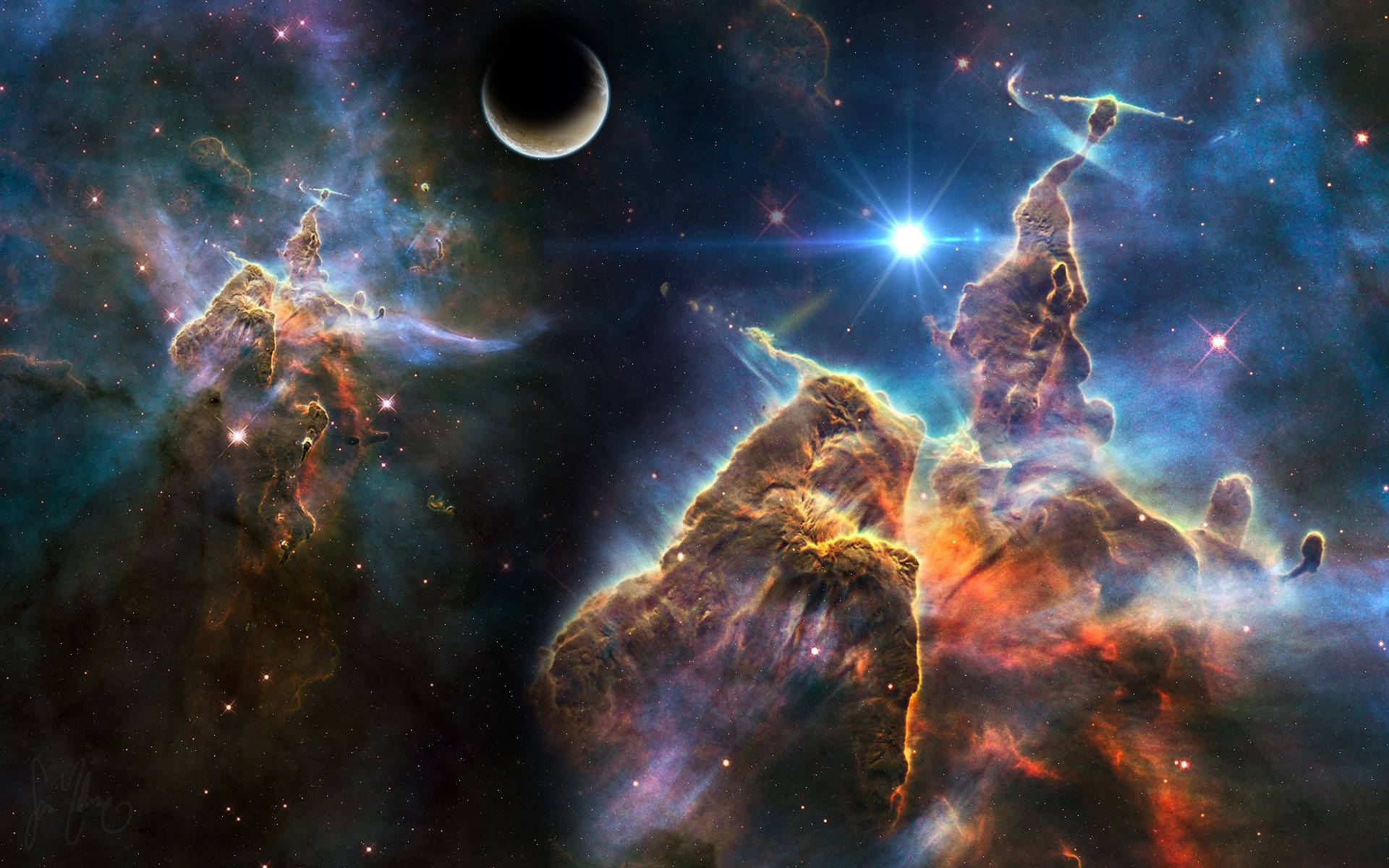 NASA Logo Wallpapers Wallpaper