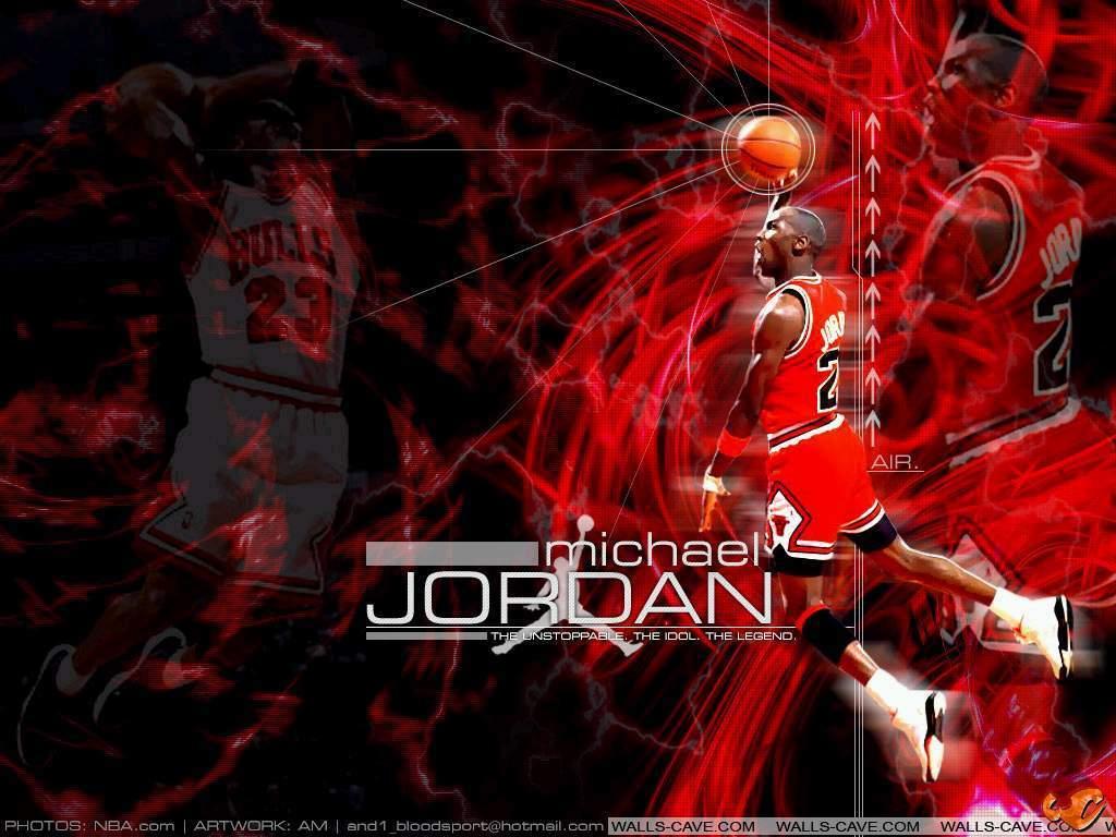 Michael Jordan Dunking Wallpapers