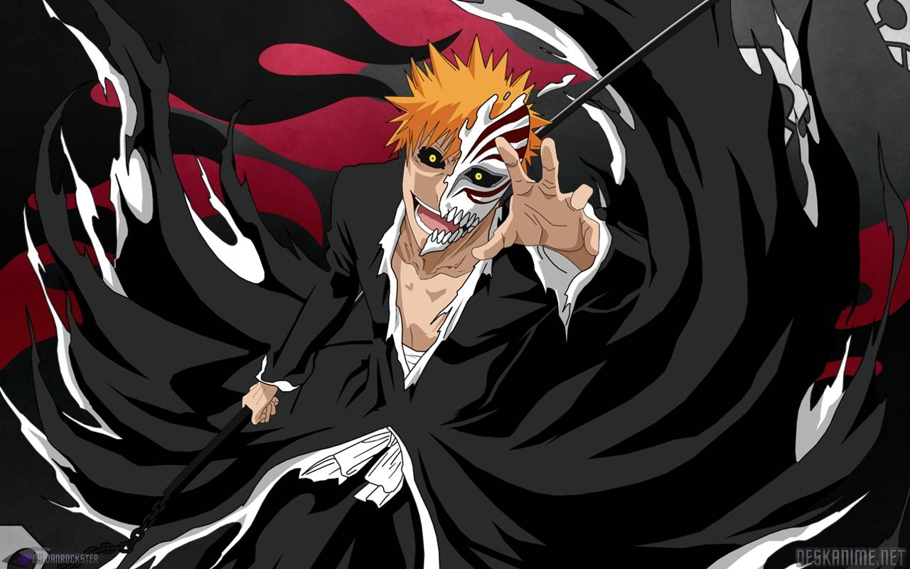 bleach ichigo hollow wallpaper - photo #27