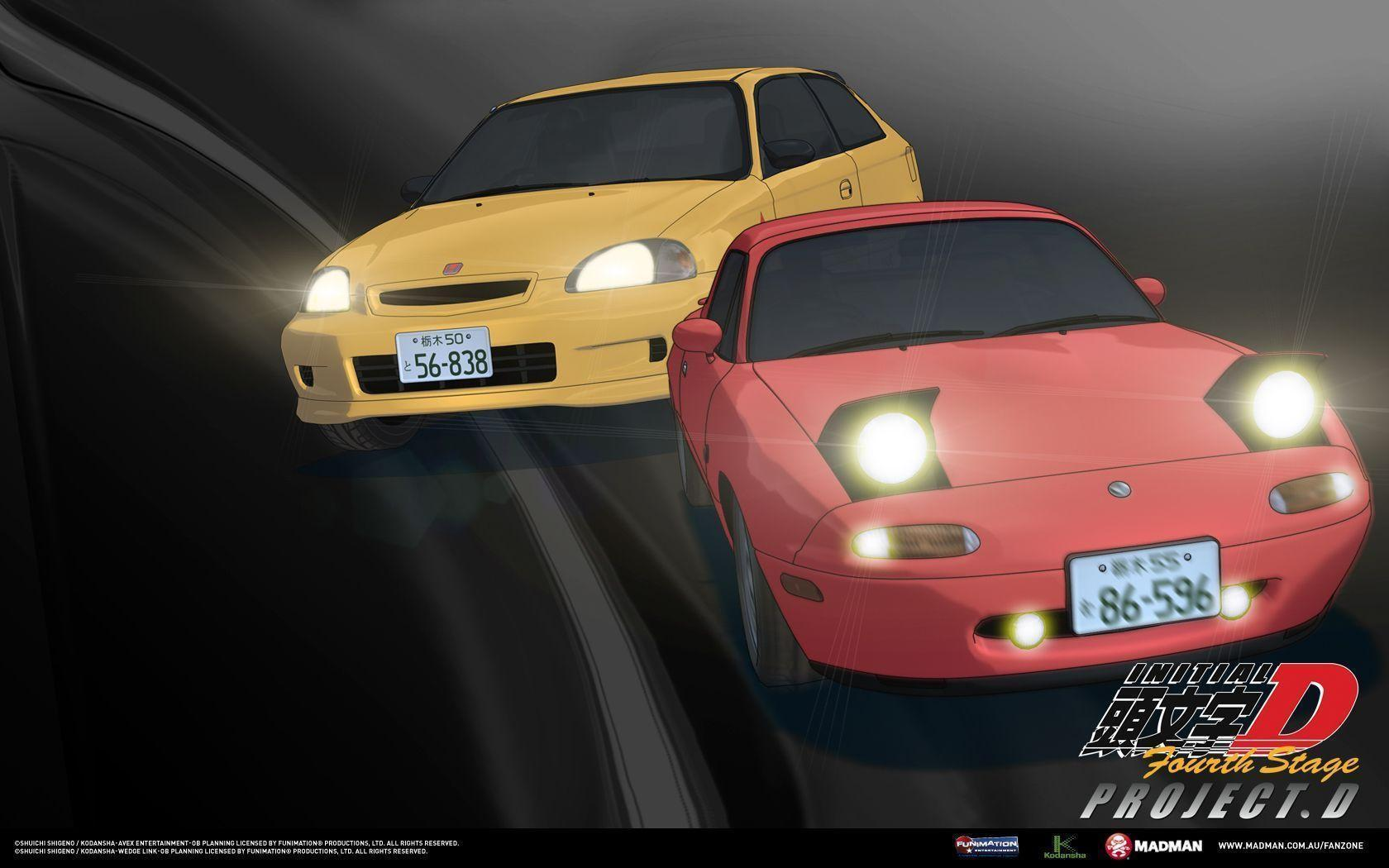 Initial D Iphone Wallpapers