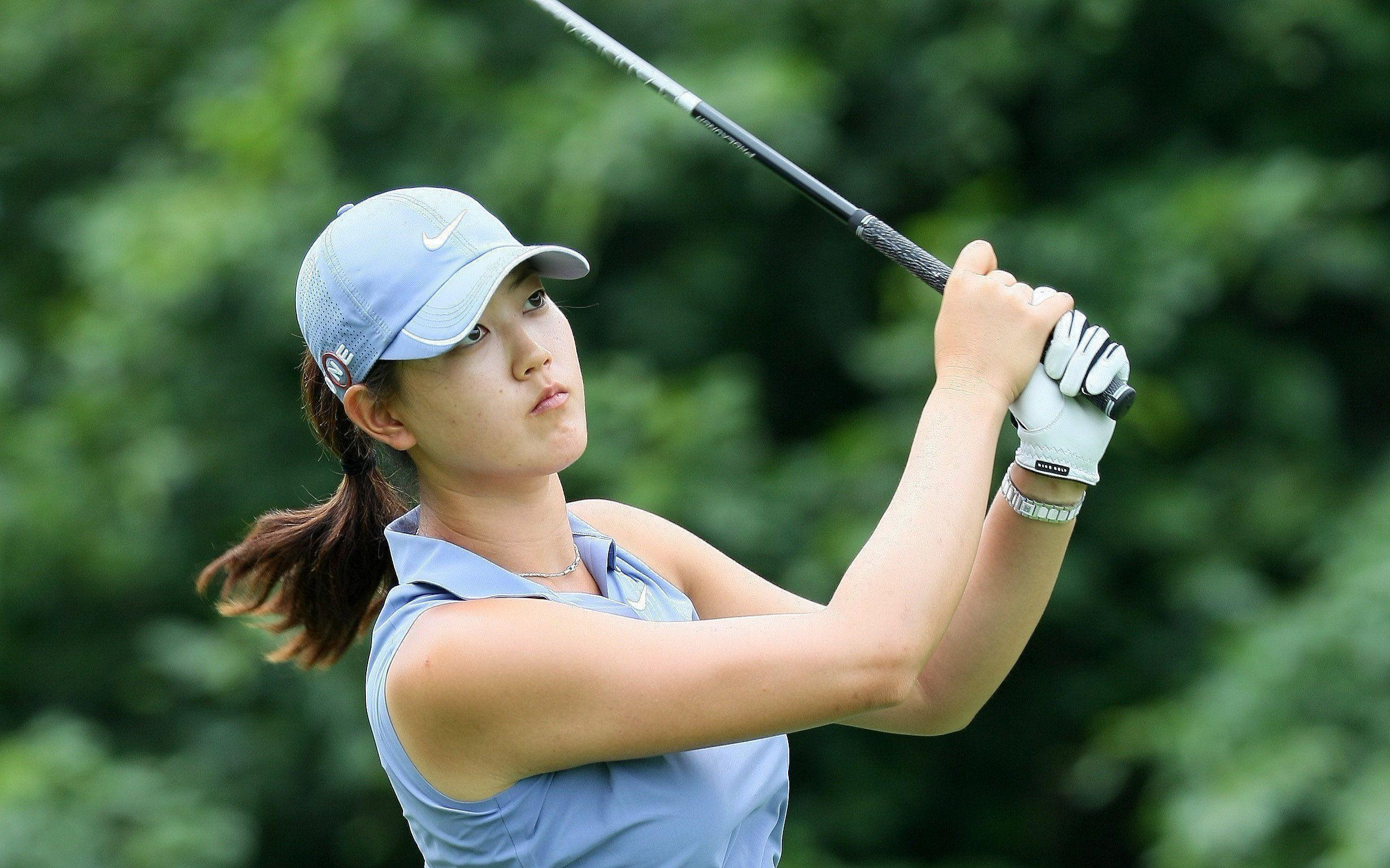 Michelle Wie Wallpapers - Wallpaper Cave