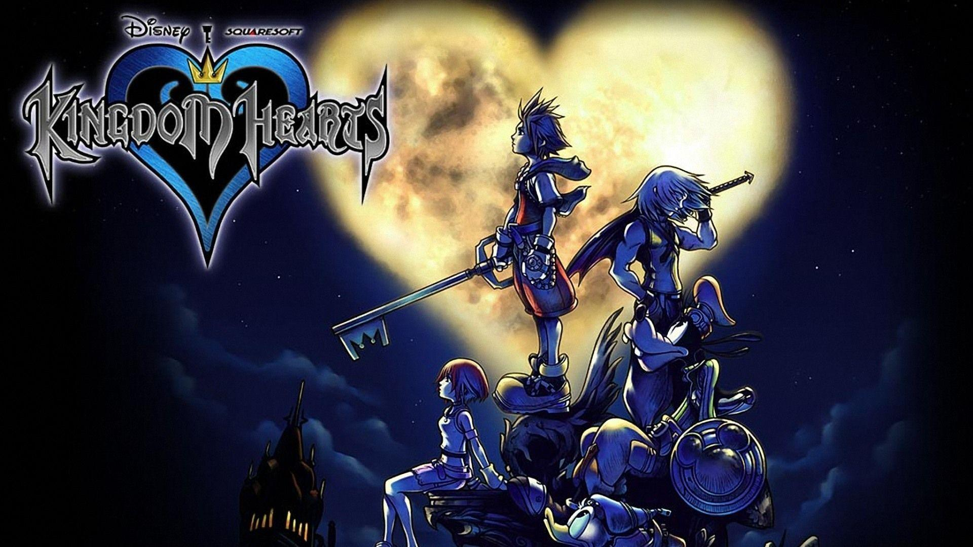 Kingdom Hearts Video Game New Wallpapers, Backgrounds