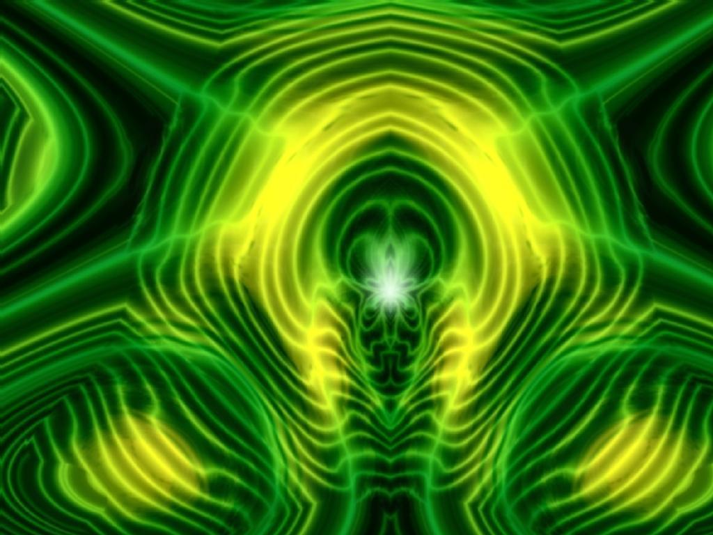 green neon background - photo #8