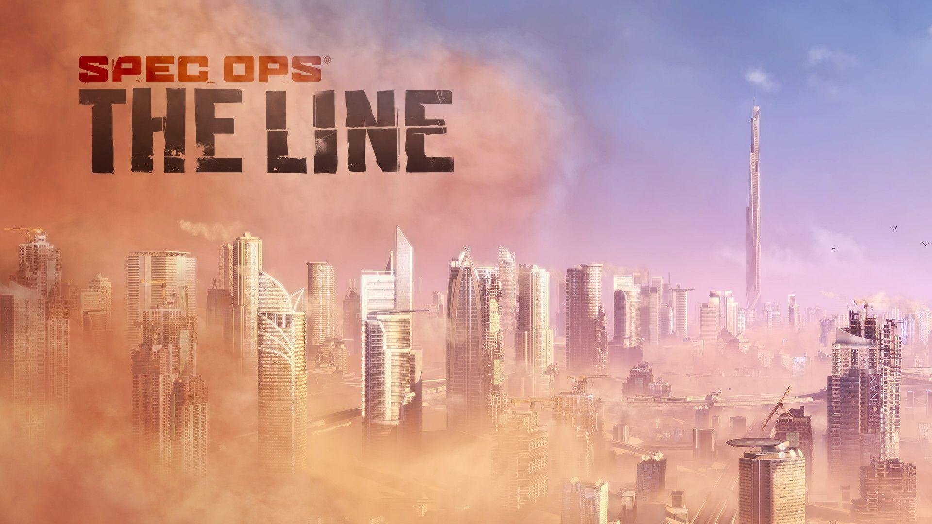 Spec Ops The Line Wallpapers