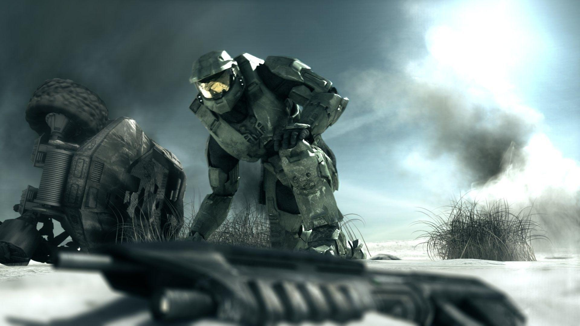 Halo 3 Master Chief Wallpapers - Wallpaper Cave