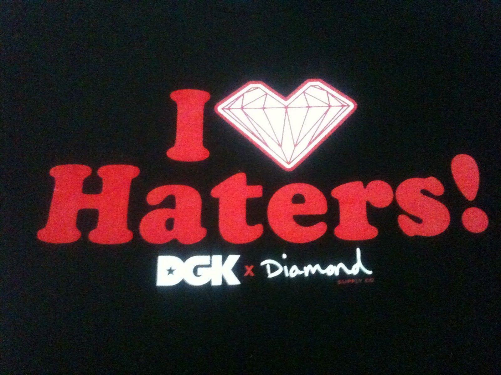 dgk wallpaper i love haters -#main