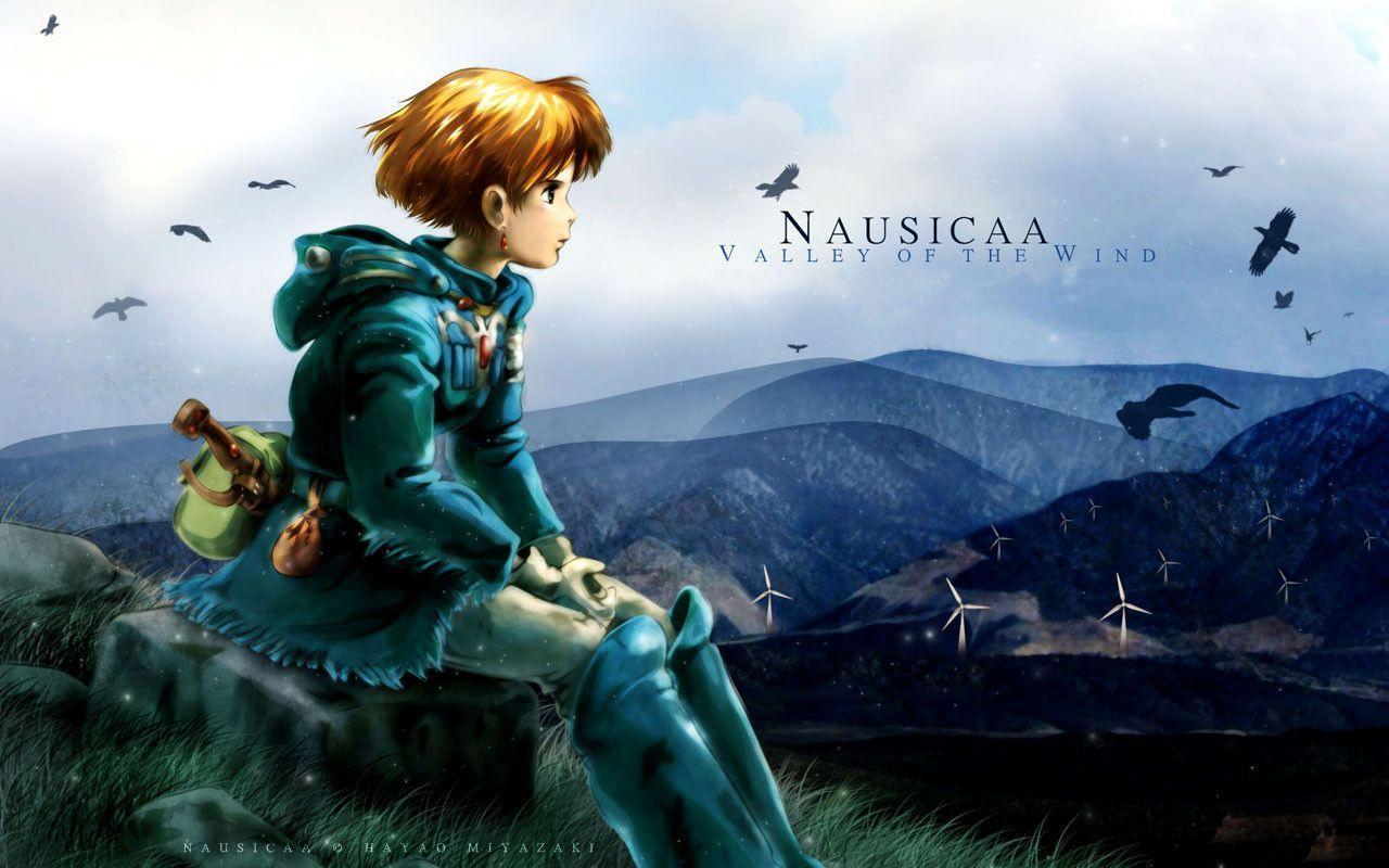 Ghibli Wallpapers - Wallpaper Cave |Nausicaa Studio Ghibli Wallpaper