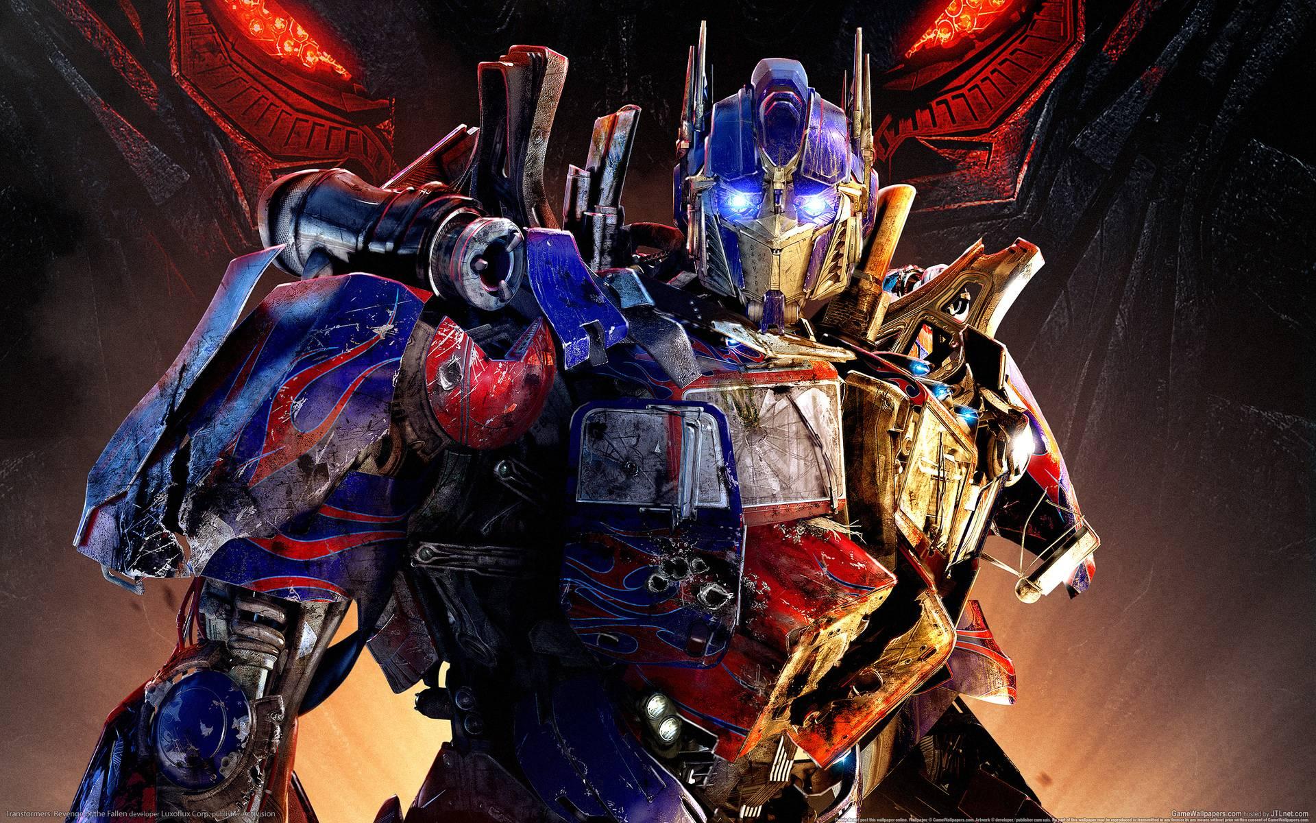 Optimus Prime And Bumblebee Wallpaper