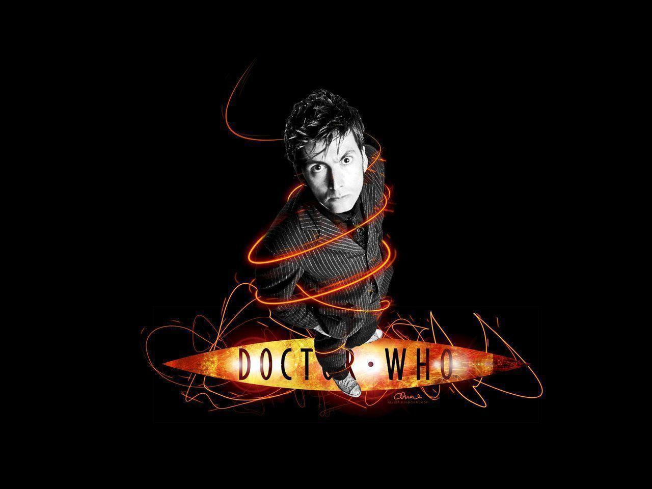 deviantART: More Like Tenth Doctor Wallpapers by glarbinator