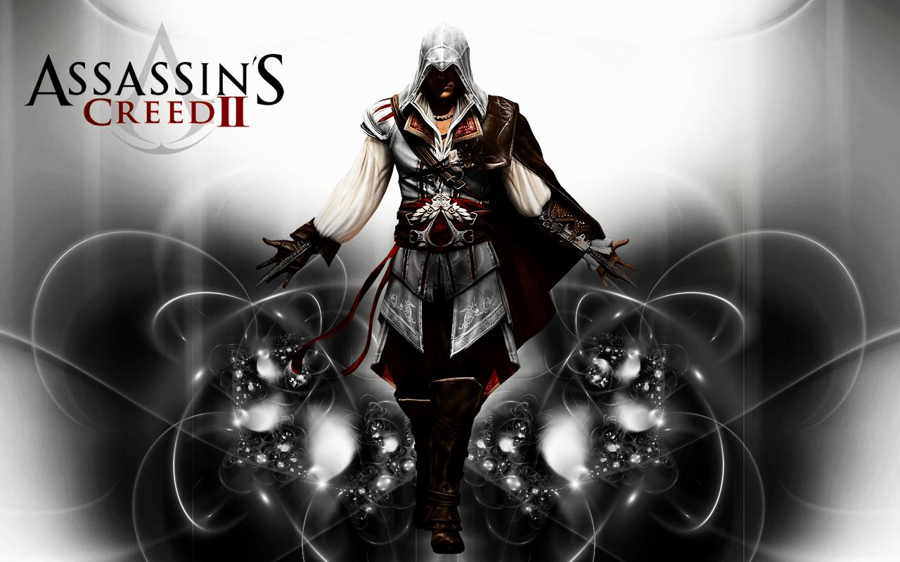 Assassins Creed II Wallpaper by DaxterPassotax on DeviantArt