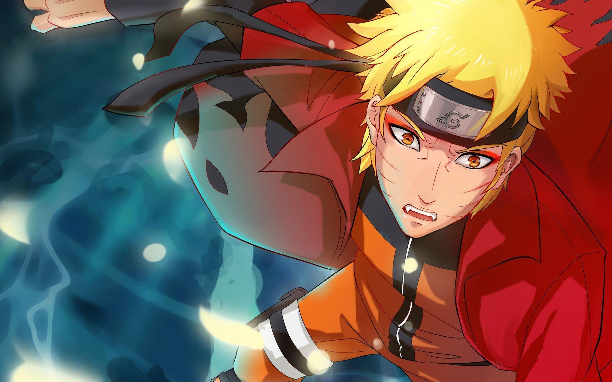 Naruto Shippuden Sage Mode Wallpaper Naruto Sage Mode Wallp...